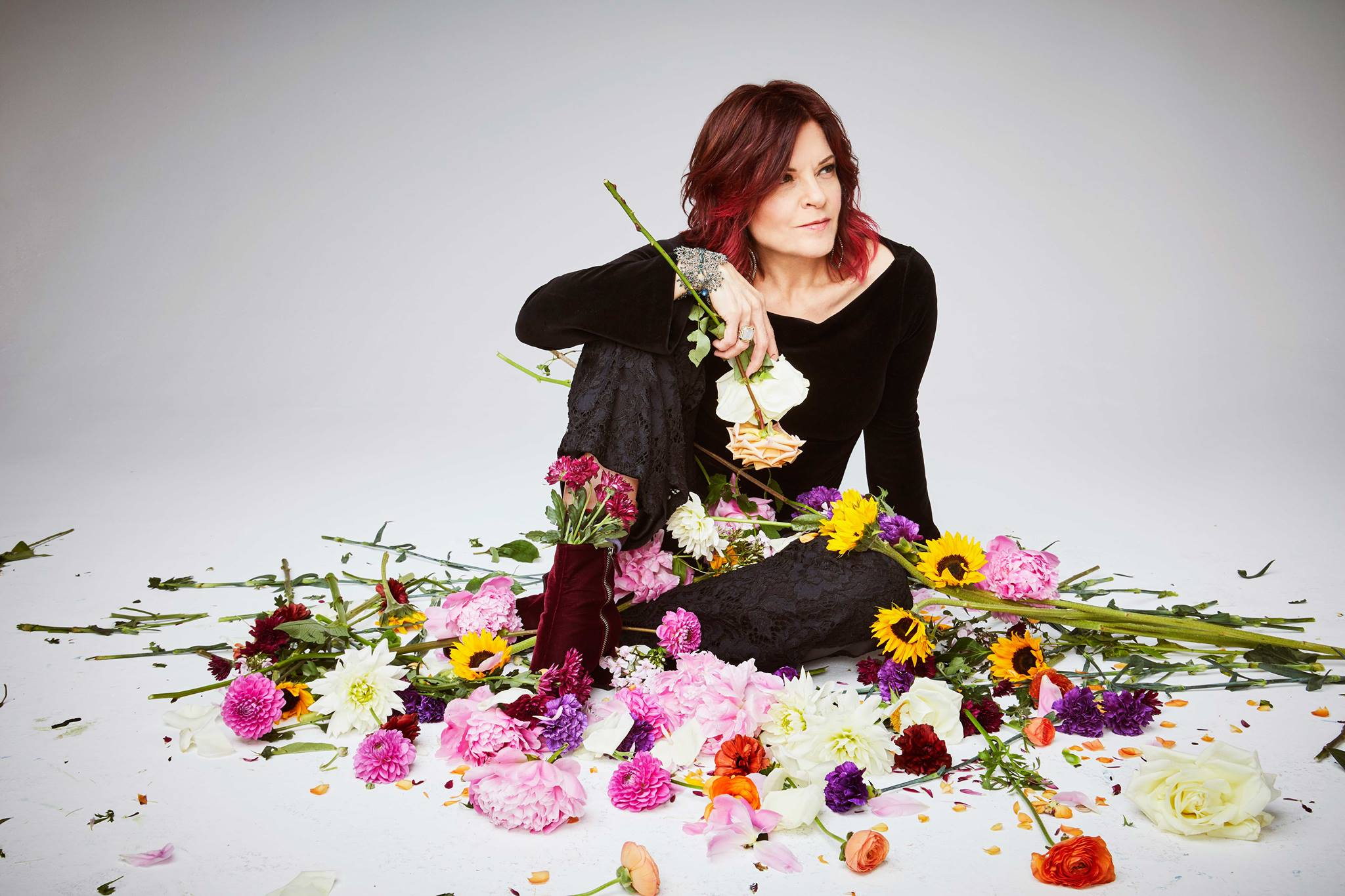 Rosanne Cash and Band - She Remembers Everything @ Winspear Centre