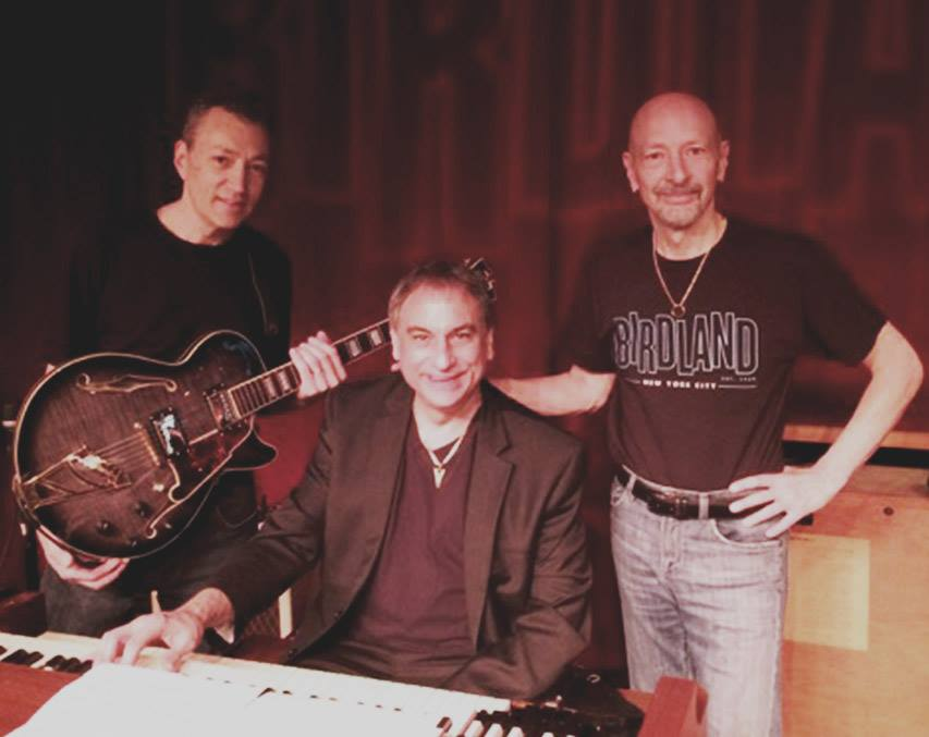 Steve Smith and the Groove:Blue Organ Trio @ Hermann's Jazz Club