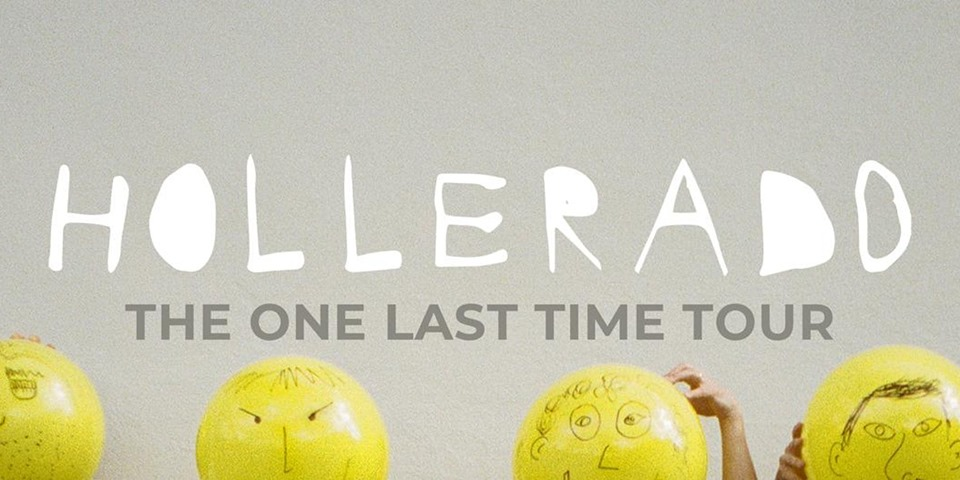 Hollerado w/ Little Junior--The One Last Time Tour @ Bo's Bar and Stage