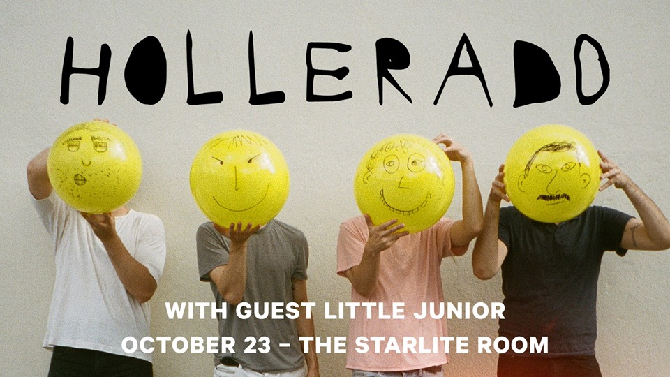 Hollerado @ The Starlite Room
