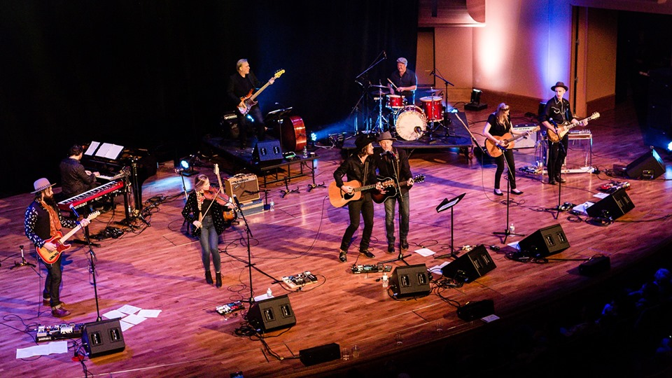 Barney Bentall and The Cariboo Express Tour @ The Arden Theatre