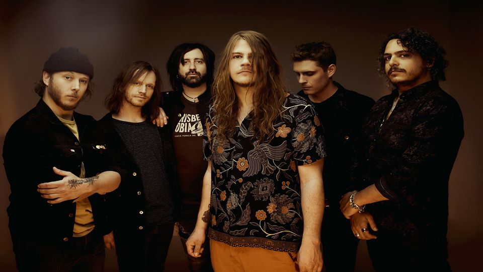 The Glorious Sons: A War On Everything Tour @ Convention Centre