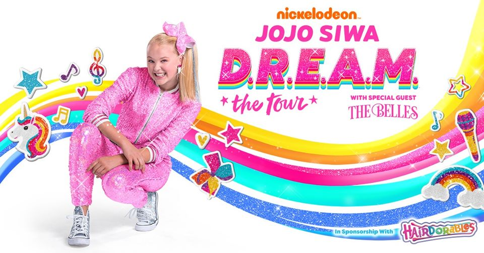 Nickelodeon's JoJo Siwa D.R.E.A.M. The Tour @ Rogers Place