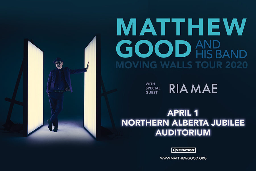 Matthew Good and His Band @ The Jubilee Auditorium