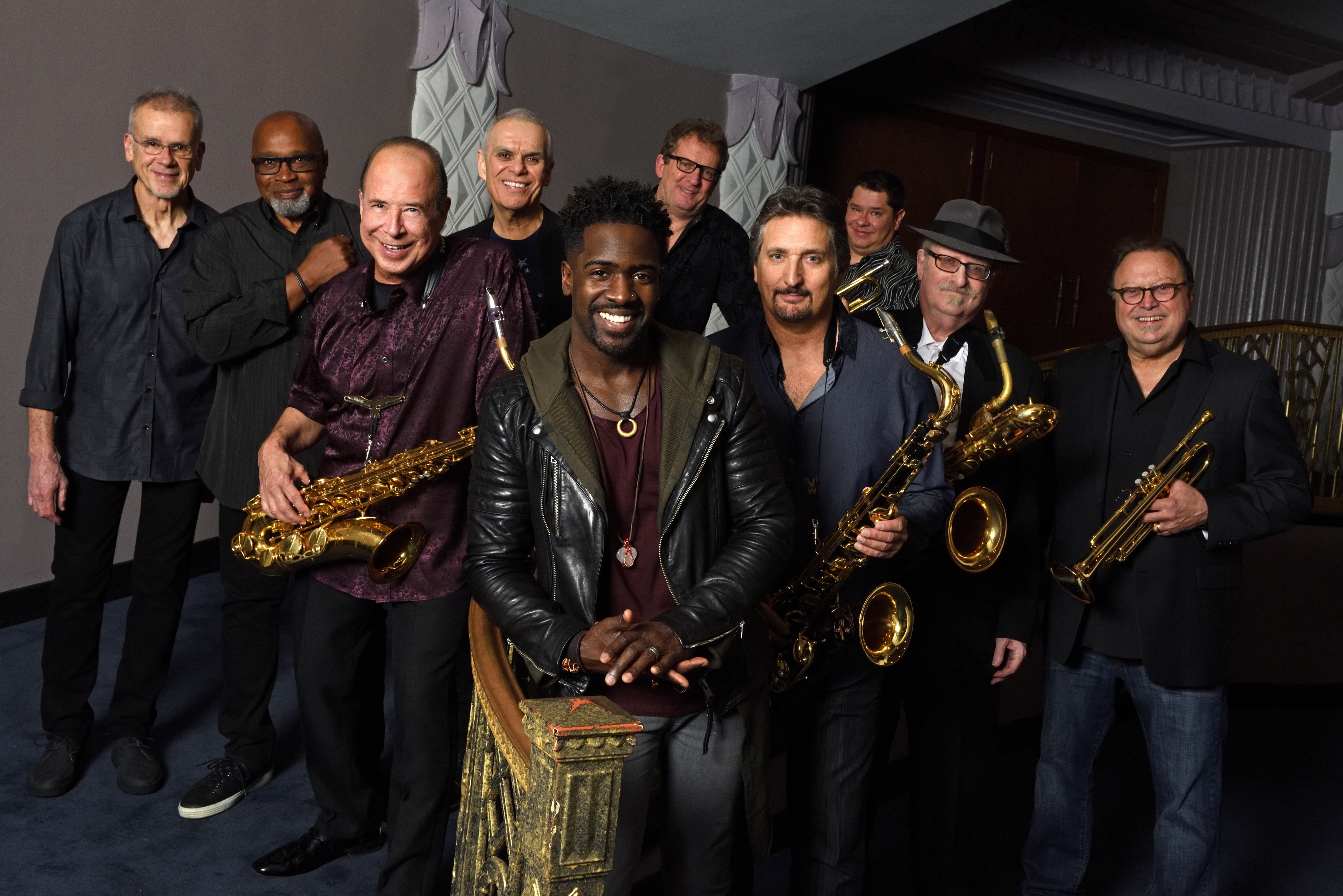 Victoria Jazzfest: Tower of Power @ The Royal Theatre