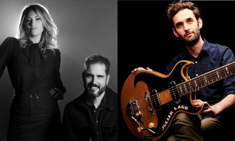 Victoria Jazzfest: Twin Bill: CHARLIE HUNTER and LUCY WOODWARD & JULIAN LAGE TRIO @ McPherson Theatre