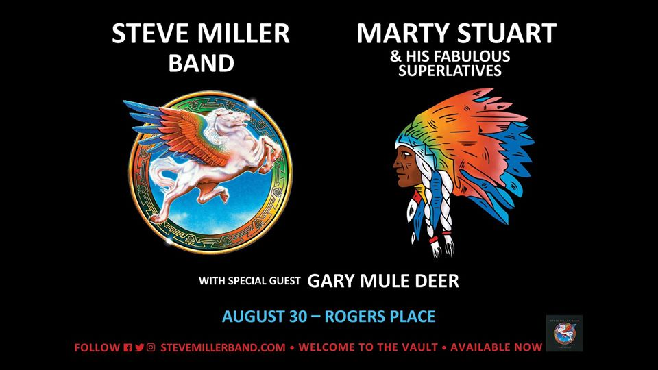 Steve Miller Band: The Americana Tour @ Rogers Place