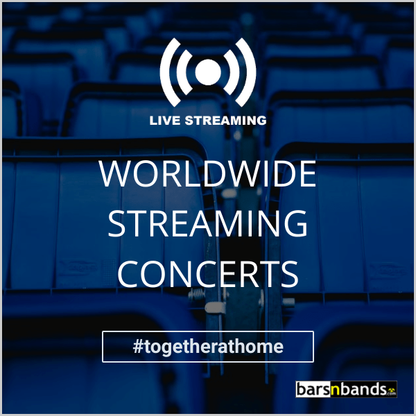 Worldwide Streaming Concerts - default icon